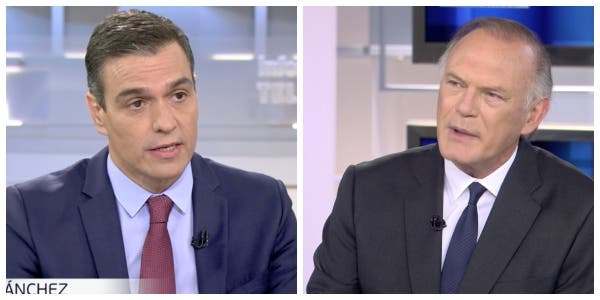 "Pedro Piqueras se traga sin rechistar todas las mentiras de Sánchez: ""La epidemia está bastante controlada en España"""