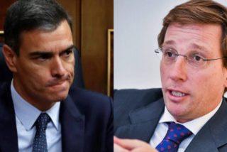 """Martínez-Almeida desafía a Pedro Sánchez: """"¡Qué pise las calles de Madrid a ver si recibe aplausos fingidos!"""""""