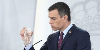 El Quilombo / Sánchez 'traga' con la mordaza de su costalero chavista: olvida que él compró a las televisiones y asaltó TVE