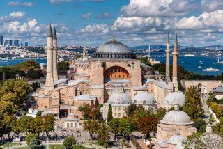 """La ONU exige a Turquía mantener la basílica de Santa Sofía como un """"espacio de encuentro entre culturas"""""""