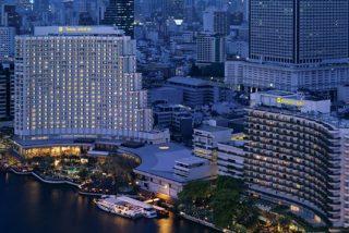 Hoteles de lujo en Tailandia: Shangri-La, Bangkok