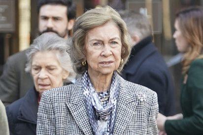 Doña Sofía, sola y repudiada: este es el único apoyo que tiene según Pilar Eyre