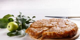 Tarta Tatin de manzana, receta fácil