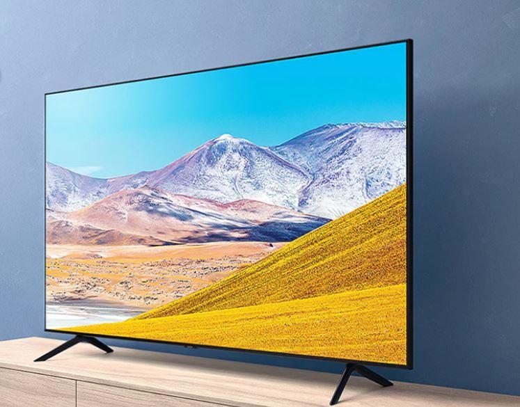 """Televisores de 65 """" - Samsung Crystal UHD"""