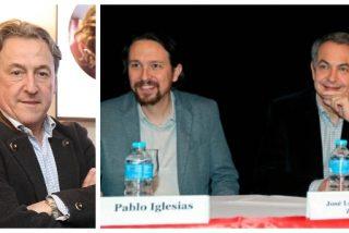 """El Minuto de Oro de Hermann Tertsch: """"Zapatero y Pablo Iglesias trabajan para una dictadura asesina en la que se mata y se tortura"""""""