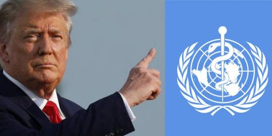 Todos los estados deberían imitar a Trump y abandonar la OMS