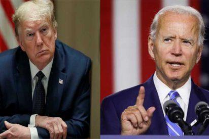 Elecciones en EE.UU.: la llamativa desventaja de15 puntos de Trump ante Biden, según una nueva encuesta