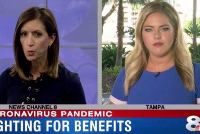 Una espectadora detecta un cáncer a una presentadora por un bulto que vio en su cuello