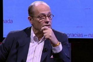 """El Minuto de Oro de García Serrano sobre Torra: """"¿Nos llamas cerdos y después pides que hagamos turismo en Cataluña? Vete a tomar por...."""""""