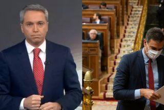 Vallés siembra el pánico en La Moncloa de Sánchez, que creía tener bajo sus botas a todos los informativos