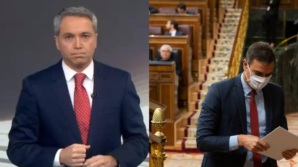 """Vallés: """"Compatibilizar la Constitución con Iglesias y Otegi será el nuevo malabarismo de Sánchez"""""""
