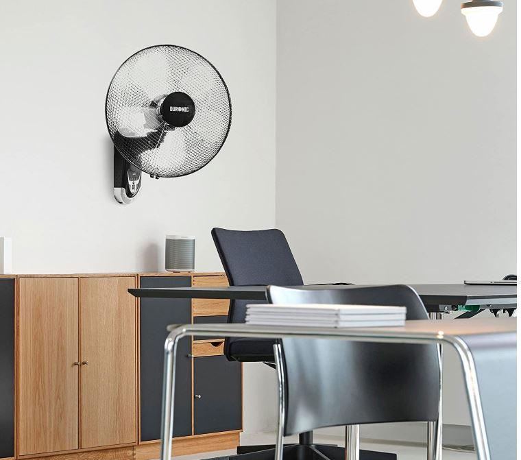ventajas de los ventiladores de pared