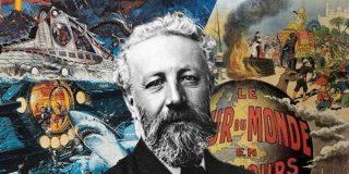 Día del Libro 2020: Los enigmas de Julio Verne, ¿fue un viajero del tiempo?