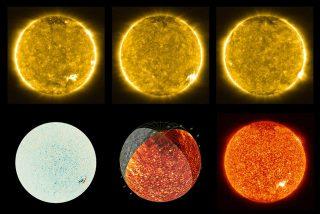 Descubren una una estrella idéntica al Sol que emite 'señales extraterrestres'
