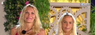 Yola Berrocal y Leticia Sabater, ganadoras de 'La casa fuerte': Montajes lésbiscos, traición y mal rollo en la final más cutre de Telecinco