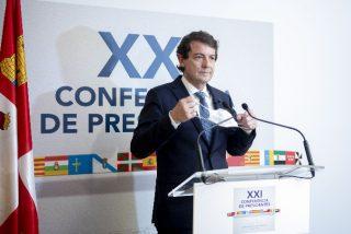 Mañueco exige a Sánchez 16.000M€ en un fondo no reembolsable y retocar el déficit