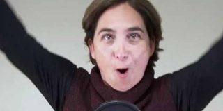 Ada Colau, la anticasta promotora de los okupas, cobra un sueldo de 100.000 euros