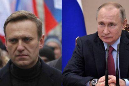 Putin incauta los bienes de Alexei Navalny, el opositor ruso envenenado con Novichok