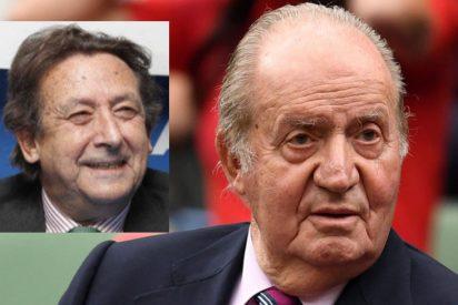 """El mensaje del Rey Juan Carlos a Alfonso Ussía: """"Esto es un paréntesis, no unas vacaciones"""""""