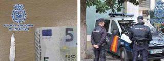 Intenta el atraco de su vida en una farmacia de Granada, pero solo se lleva cinco euros y termina preso