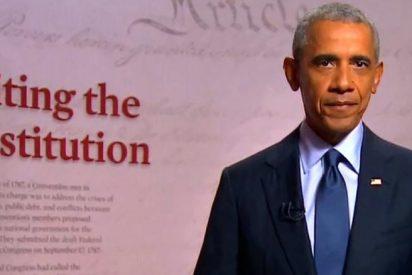 """Barack Obama: """"Donald Trump está dispuesto a derribar la democracia americana para seguir en la Casa Blanca"""""""