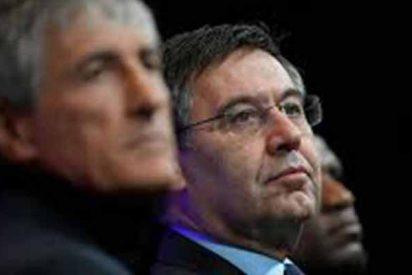 FC Barcelona: el sustituto de Quique Setién ya aterrizó en la ciudad condal