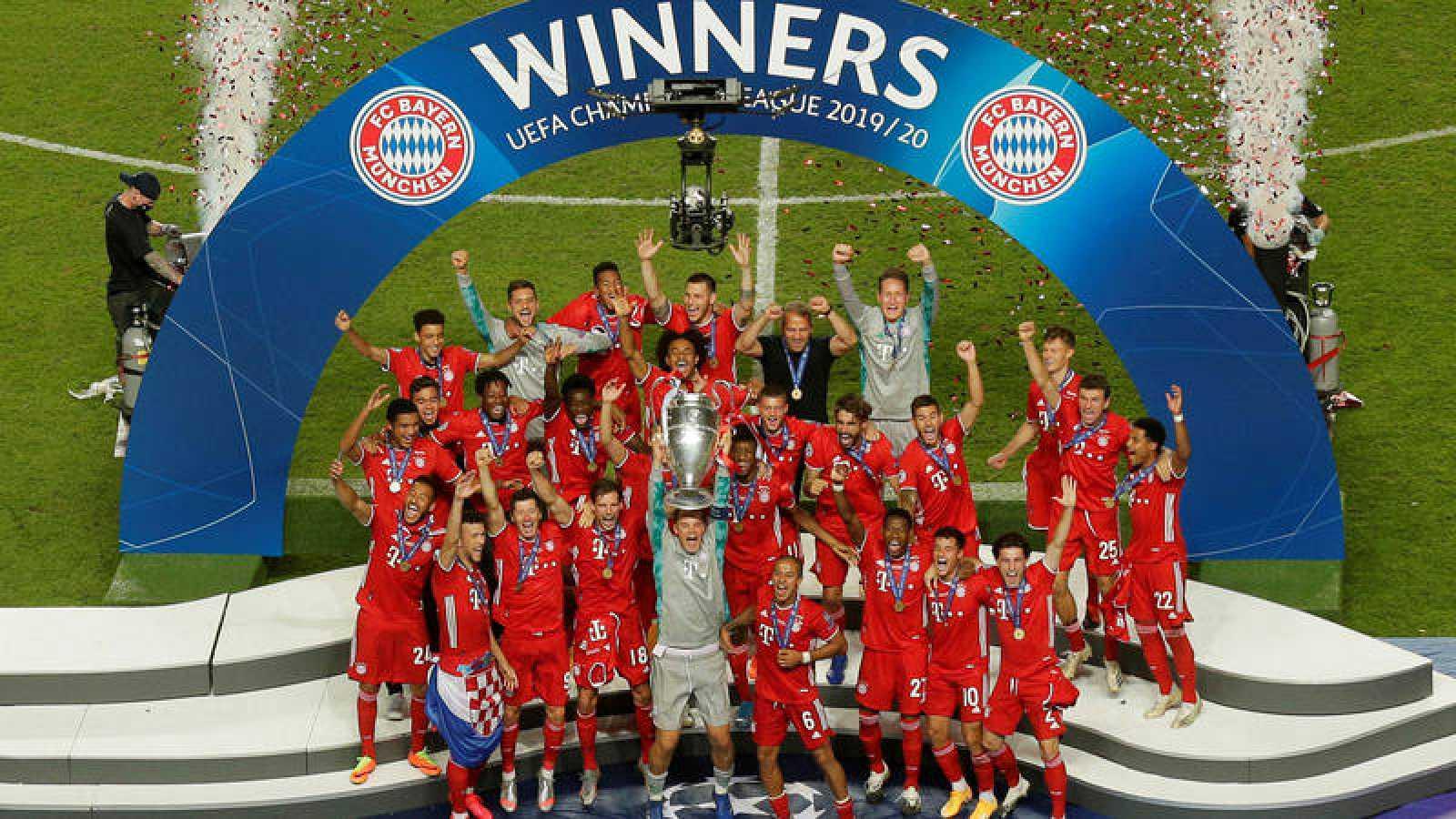 El Bayern, después de meterle un 8-2, adelanta al Barça en títulos de Copa de Europa