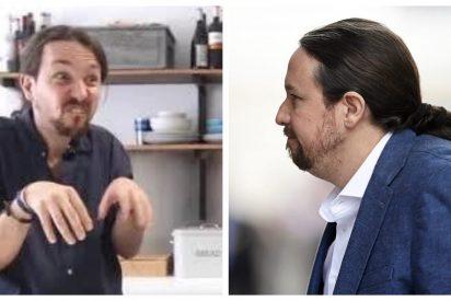 """""""Rata chepuda"""": las redes le amargan el verano a Pablo Iglesias con un troleo memorable"""