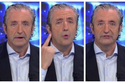 """Pedrerol ataca a Messi por no dar la cara: """"Si es tan barcelonista, tiene que quedarse y no irse por burofax"""""""