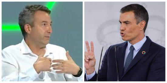 """Un médico se salta el guion de masajes a Sánchez y revienta laSexta Noche: """"¡Dejemos de criminalizar a la gente!"""""""
