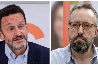 "Tirón de orejas de Girauta a Bal que acaba enterrando a C's: ""No recuerdo una cosa más inútil en política"""