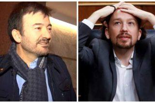 El abogado purgado de Podemos refresca la memoria de la tropa de Iglesias con otro soberbio 'trino'
