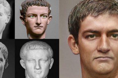 Así eran de verdad Calñígula y otros emperadores romanos
