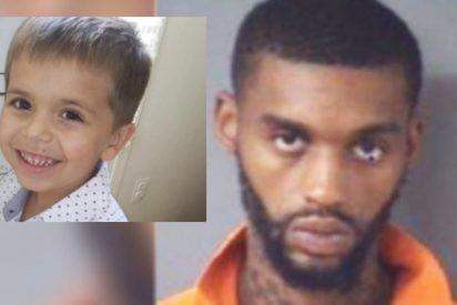 Este es el tipejo que mató a quemarropa a un niño de 5 años que paseaba en bicicleta frente a su casa