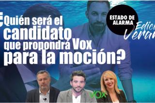 TERTULIA / ¿Quién será el candidato que propondrá VOX para la moción? PP y PSOE se reparten el Poder Judicial