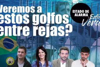 TERTULIA / TIC-TAC...¿Veremos a Pablo Iglesias, Monedero y al resto de la tropa podemita en prisión?