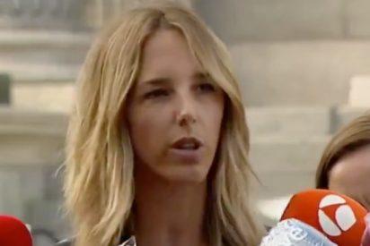 Cayetana Álvarez de Toledo denuncia que el PP no le permite asistir a los plenos restringidos por el coronavirus