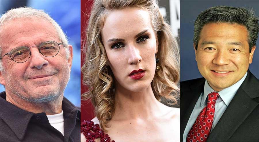 Dos magnates de Hollywood terminaron con sus carreras por tener affaires con la misma actriz