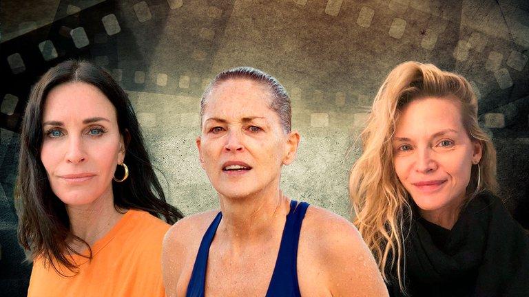 Hollywood: la constante y desesperada batalla de las estrellas para no envejecer