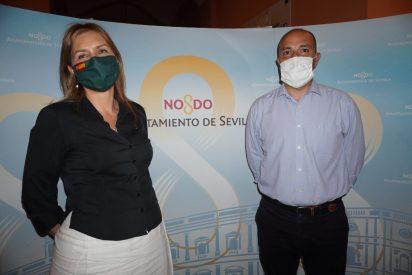 Cristina Peláez (VOX) lamenta las contradicciones del alcalde de Sevilla en materia de ocupación de viviendas