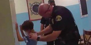 """Detención de un niño de 8 años en una escuela de EEUU: """"Vas a ir a la cárcel"""""""