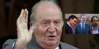 Conspiración contra España: el traidor Sánchez, el caradura Iglesias, los cobardes y el Rey Juan Carlos