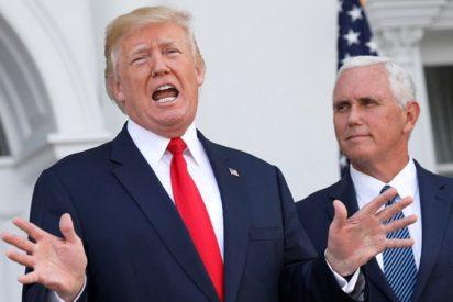 """Trump desvela un plan terrorista de Irán y sentencia: """"Cualquier ataque será respondido con otro 1.000 veces mayor"""""""