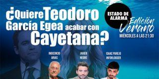 TERTULIA / García Egea exige la cabeza de Cayetana como portavoz en el Congreso