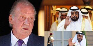 El Caribe fue una cortina de humo: el Rey Juan Carlos esta en Abu Dabi