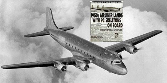 El enigma del vuelo 914, el avión que desapareció misteriosamente y aterrizó 37 años después