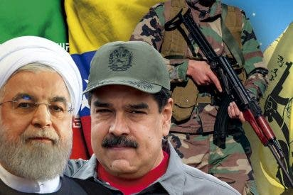 Irán manda oficiales para formar a los soldados de Nicolás Maduro