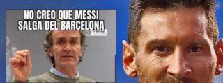 La decisión de Messi es 'irrevocable': comunica al Barça que no se presentará a las pruebas PCR este domingo