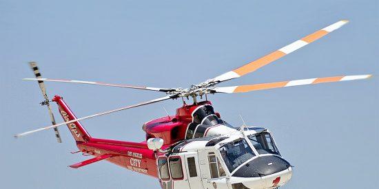 Misterio en el Ministerio: Roban un helicóptero de la lucha contra incendios mientras el piloto dormía en la base