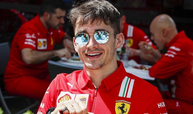 Polémica en Ferrari: el 'misterio' de la velocidad de Leclerc en Silverstone y la respuesta de Vettel
